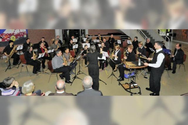 Die Welt klassischer Saxophonvariationen, wunderbar vorgetragen
