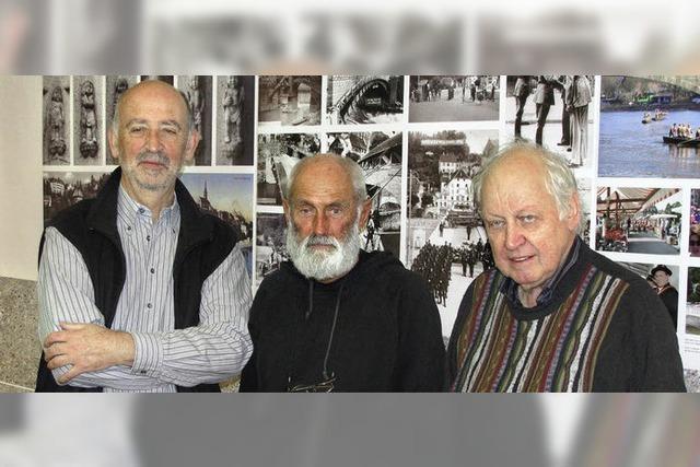 Ausstellung zum 100. Geburtstag