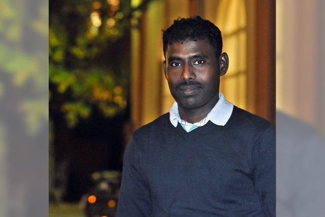 Tamile aus Sri Lanka wartet auf sein Bleiberecht - seit fast 10 Jahren