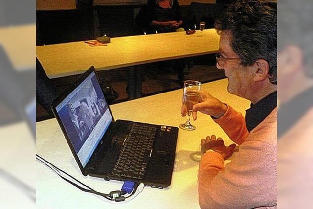 Grüße an Bill Schmitt via Skype