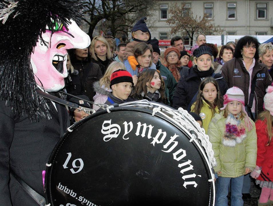 Insgesamt 23 Gugge-Musiken werden zum ...l am 21. Januar in der Stadt erwartet.  | Foto: Hans-Jürgen-Hege