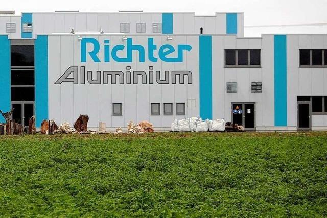Richter Aluminium leidet unter dem Fachkräftemangel