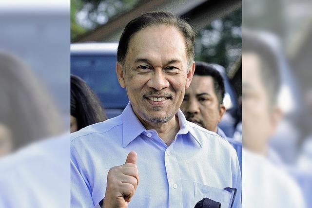Wundersamer Freispruch für Oppositionsführer Anwar Ibrahim