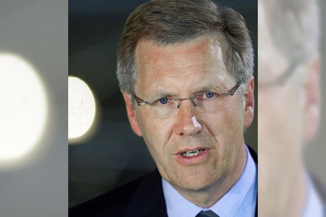 Hat Bundespräsident Wulff rechtswidrig gehandelt?