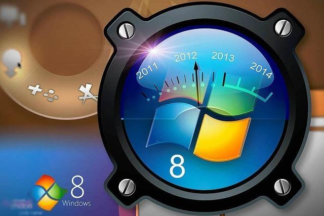 Microsoft setzt große Hoffnungen in Windows 8