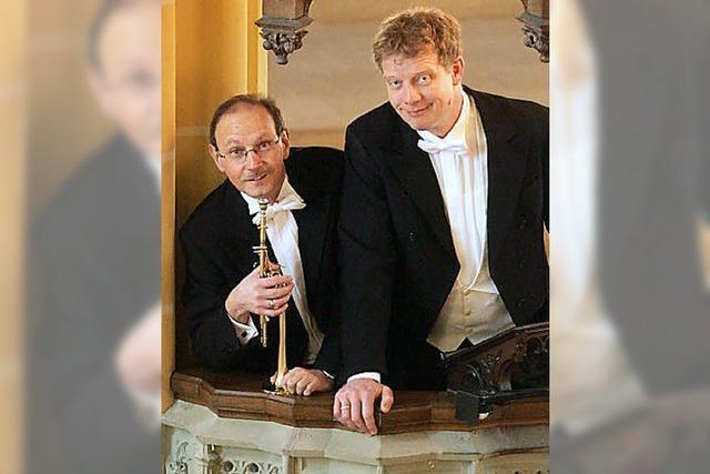 SAMSTAG: KLASSIK: Trompete & Orgel