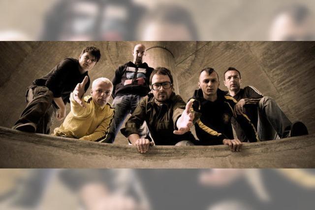 NACHTWÄCHTER: Bosnische Balkanbeats