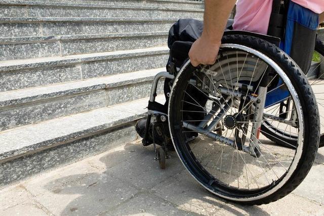 Vertretung für Menschen mit Behinderung