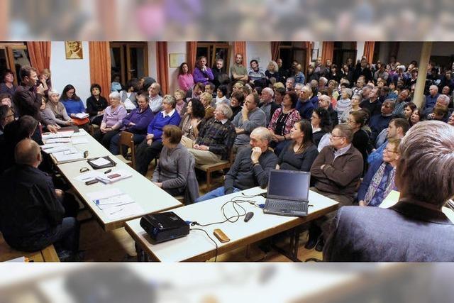 Pfarrgemeinde lehnt Trägerschaft ab