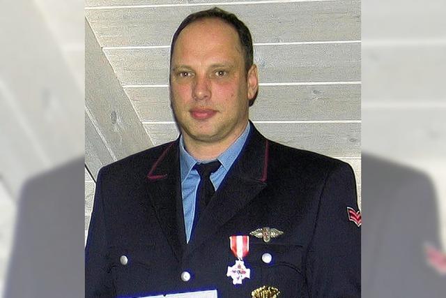 Riegeler Feuerwehr setzt auf bewährte Führung