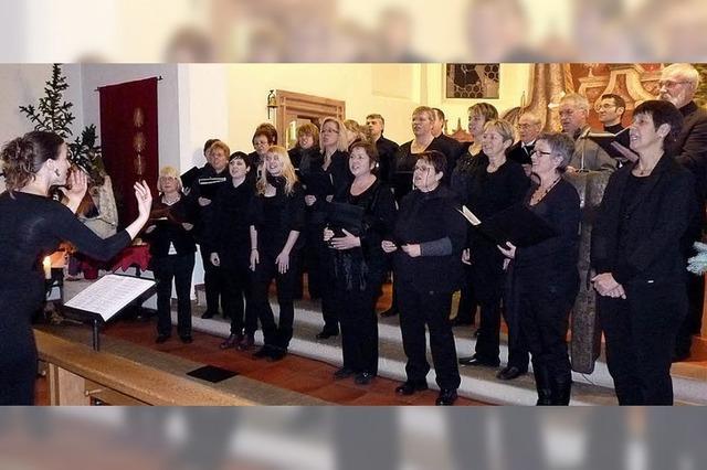 Bewegende Lieder zum Ausklang der Weihnachtszeit