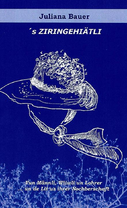 Ein Fliederhütchen, wie ihn die Lahrer...-FotoNurRepro>Privat</BZ-FotoNurRepro>  | Foto: Privat