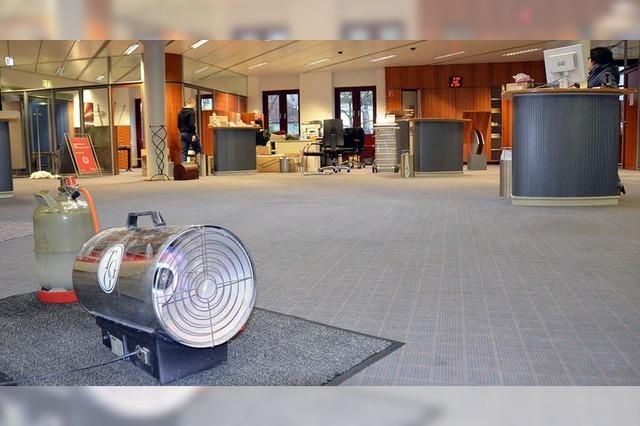 Kleiner Brand, große Folgen - Sparkasse tagelang geschlossen