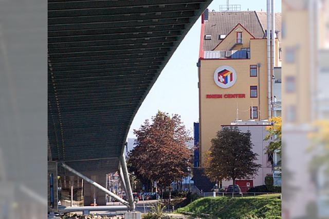 70 neue Hotelzimmer im Rhein-Center