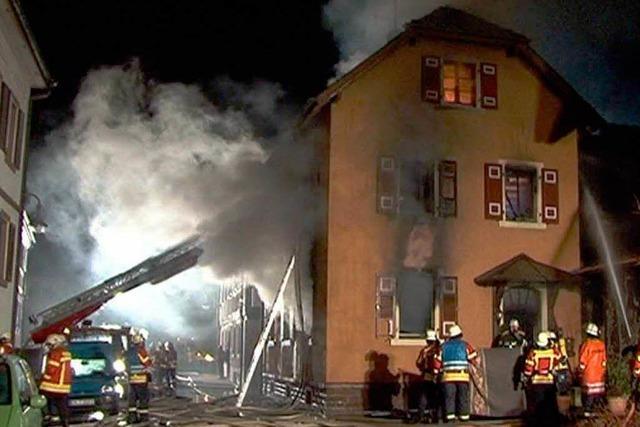 Brand in Nimburg: Untermieter starb an Rauchgasvergiftung