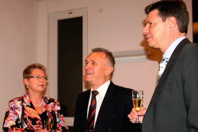 Klaus Fleck ist mit der Stadt seit 33 Jahren eng verbunden