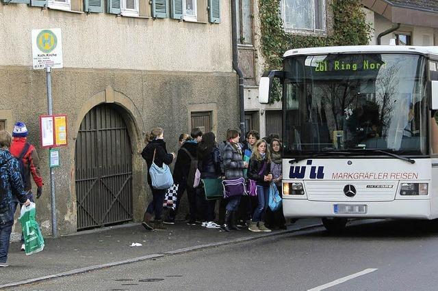 Später zum Bus – oder später Schule?