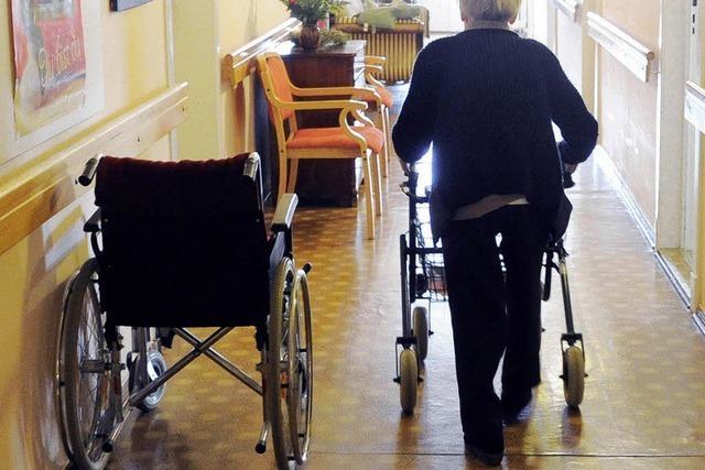 An der Pflegewirklichkeit vorbei
