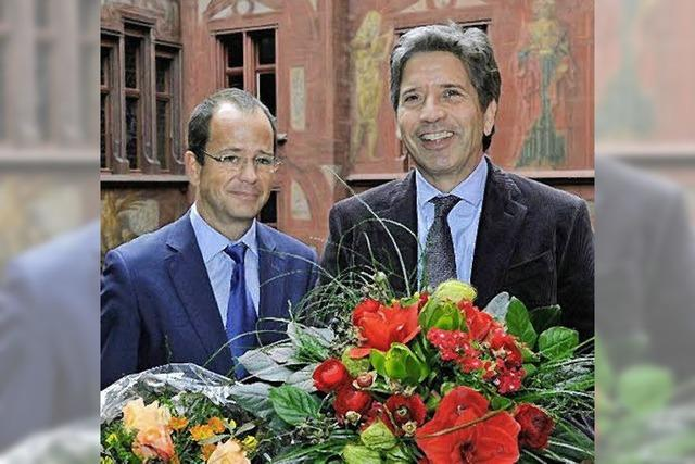 Goepfert neuer Großratspräsident
