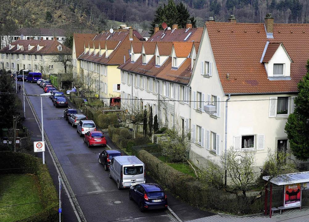 Auch Teile dieser Gebäudekomplexe an d...reubesitz und sollen verkauft werden.   | Foto: Thomas Kunz