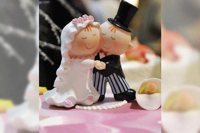 132 Hochzeiten im Jahr 2011 - Rekord