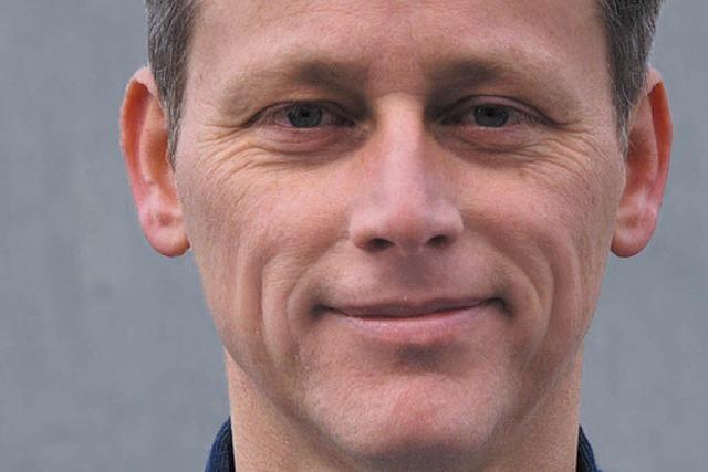 Michael Wilke will Bürgermeister werden