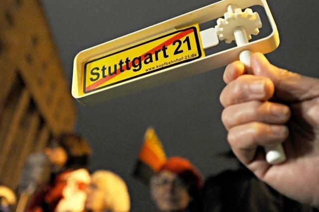 Noch ein Aufschub für den Stuttgarter Schlossgarten