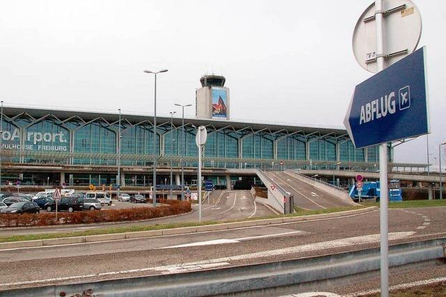 Rekordergebnis: Euro-Airport plant weiteres Wachstum