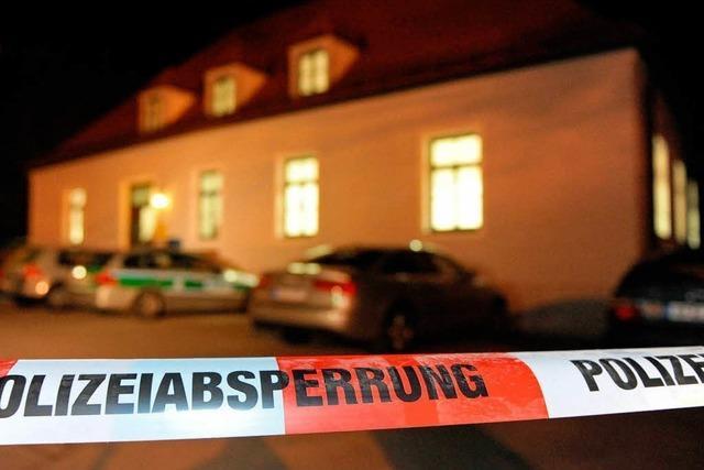 Angeklagter erschießt Staatsanwalt