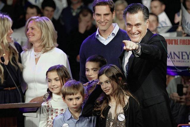 Nimmt Romney Kurs aufs Weiße Haus?