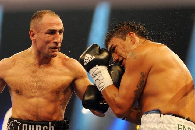 Stieglitz bleibt Boxweltmeister – Abraham gewinnt