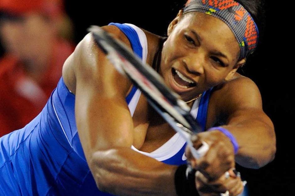 Serena Williams (Foto: AFP)