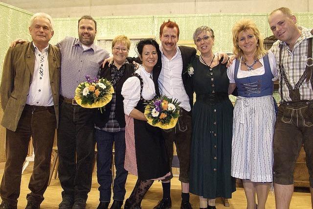 Heiratswirbel am Lindhof