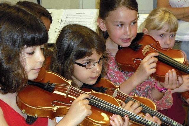 Musik hilft beim Lernen