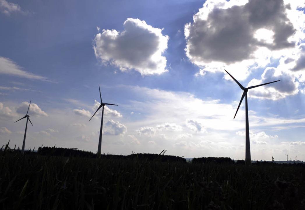 Werden sich auf Auggener Gebiet künftig Windräder drehen?    Foto: dapd