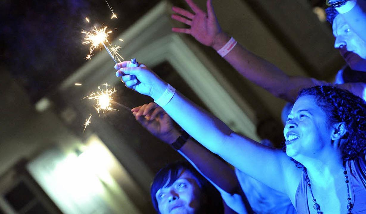 Für allerbeste Stimmung – wie  h... Jahr wieder die Cover Nights sorgen.   | Foto: Münch
