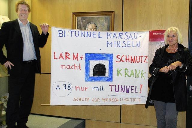 BI Tunnel Minseln-Karsau wappnet sich