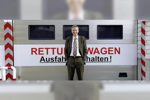Freiburger Rotkreuz-Kreisverband konzentriert Verwaltung und Führung