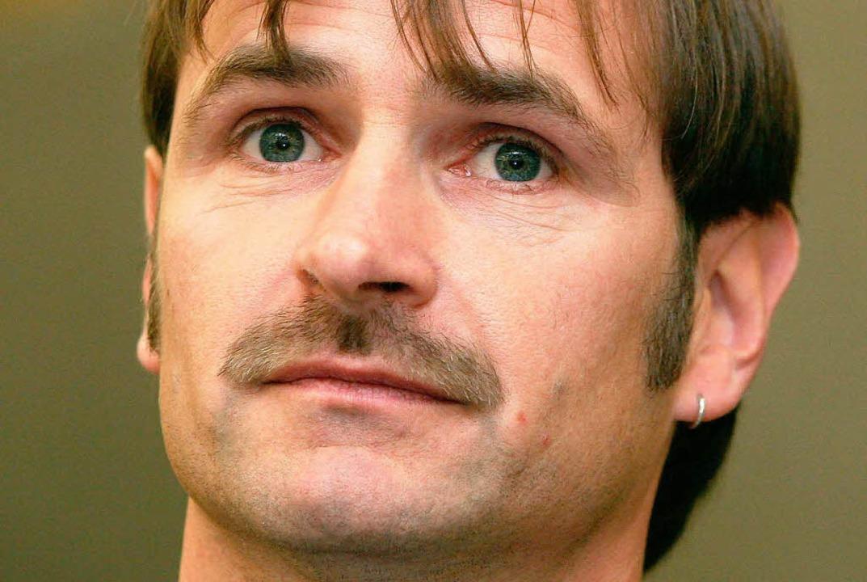 Harry Wörz saß in Haft, weil er angeblich seine Frau töten wollte.    Foto: dpa
