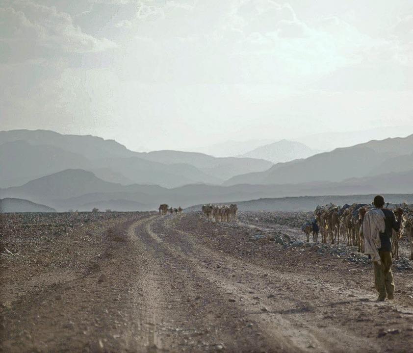 Wüste, Vulkane, Salzseen: Äthiopien zi...kommt es zu Übergriffen auf Reisende.   | Foto: dpa