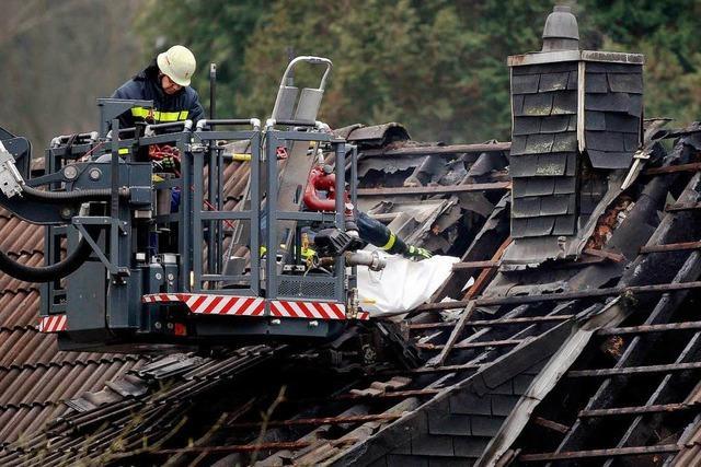 Drei Kinder sterben bei Hausbrand in Aachen