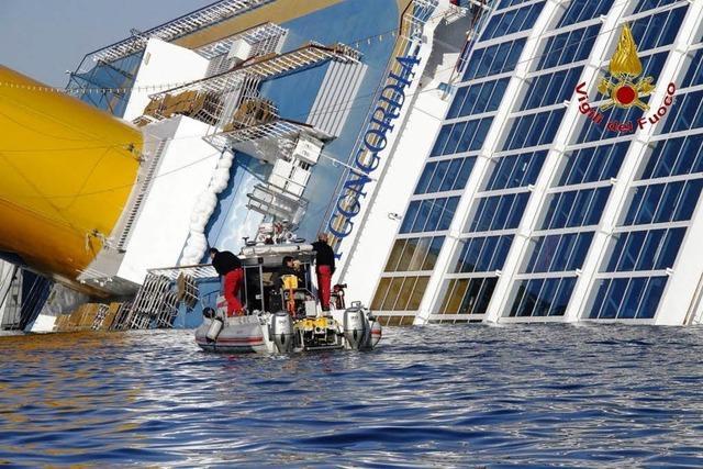 Costa Concordia: Kreuzfahrt wird für Ewattinger zum Alptraum