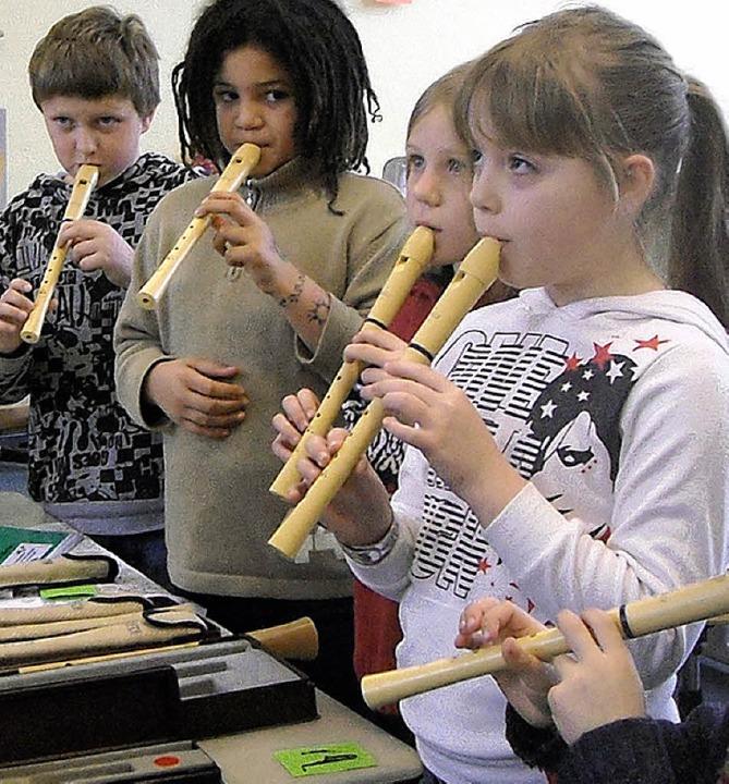 An der Hector-Kinderakademie können fi...s Gschwend (unser Bild) schon können.   | Foto: privat