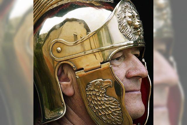 DIE SPINNEN, DIE RÖMER: Ja, die Römer sind noch Römer!