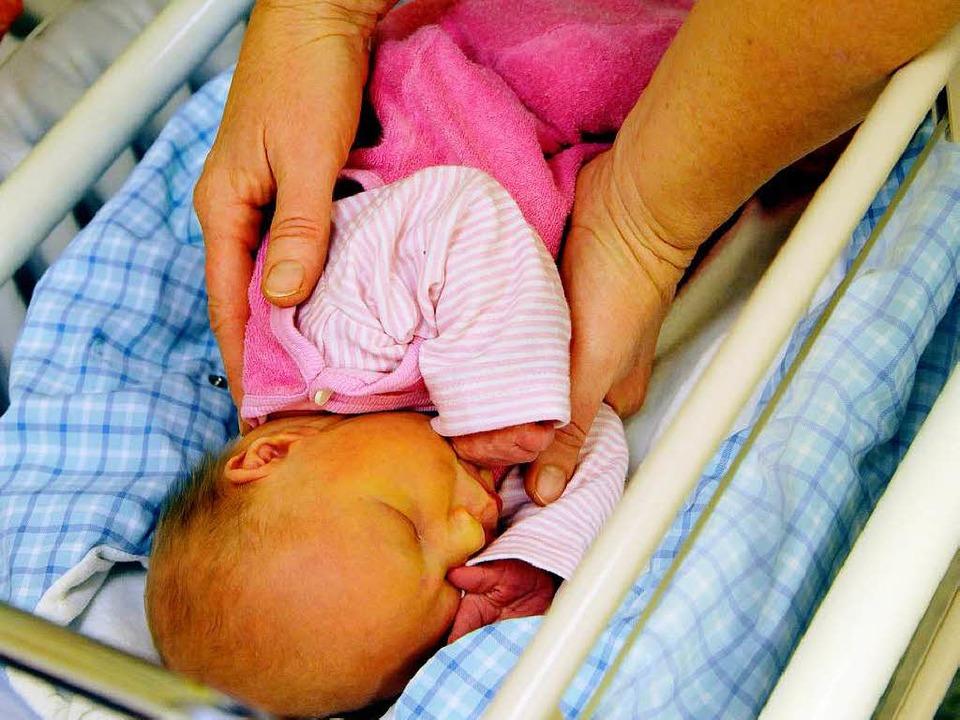 Oberstes Ziel der Kinderkliniken: gute Behandlung     Foto: Ingo Schneider
