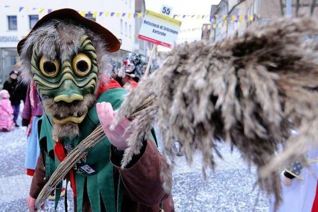 Fotos: Treffen des Ortenauer Narrenbundes in Lahr