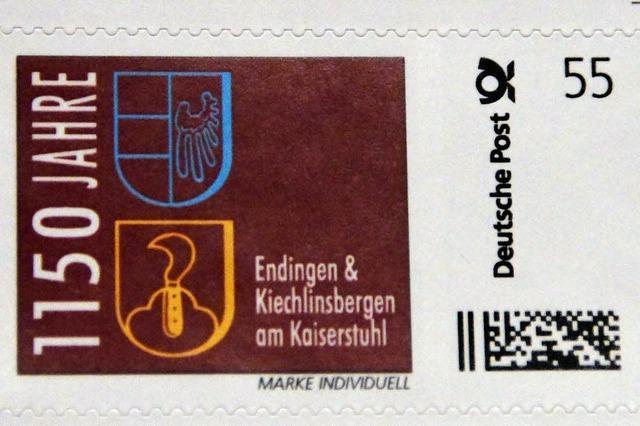 Briefmarke zum Jubiläumsjahr