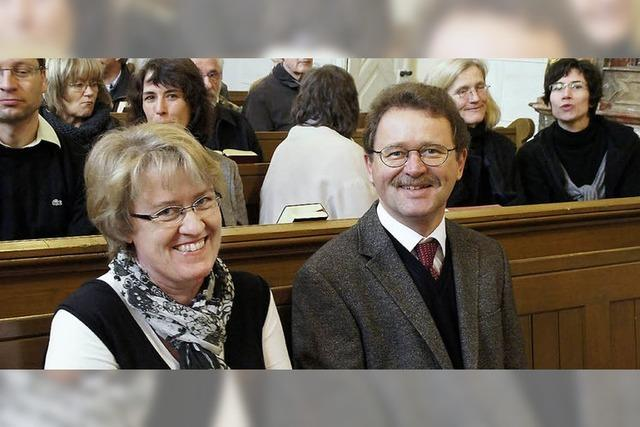 Pfarrer Hansen: Es ist eine gute Zeit, etwas Neues zu beginnen