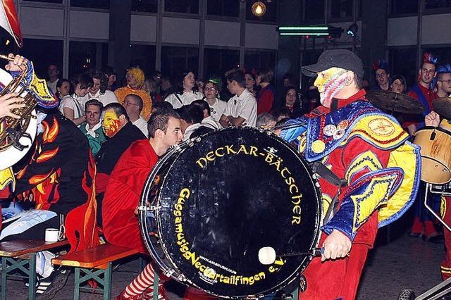 Tanz und Guggenmusik
