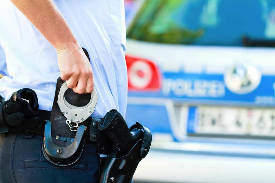 Mehr Polizei auf der Straße statt in B...r Polizeireform in Baden-Württemberg.     Foto: Dominik Rock